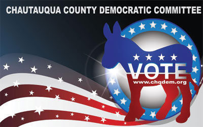 CHAUTAUQUA COUNTY NY DEMOCRATIC COMMITTEE