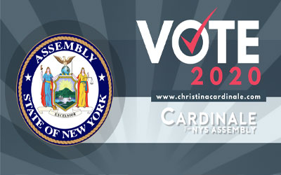 Christina Cardinale for NY State Assembly