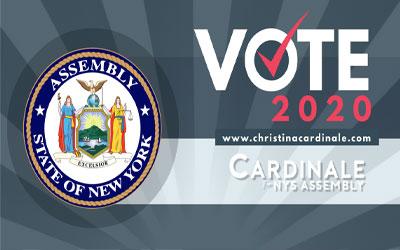 Christina Cardinale for NY State Assembly